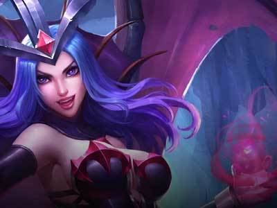 How to counter Alice with Angela in Mobile Legends: Bang Bang