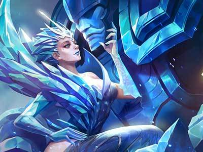 Mobile Legends: Bang Bang: Aurora vs Hayabusa