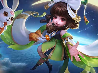 How to counter Chang'E with Angela in Mobile Legends: Bang Bang