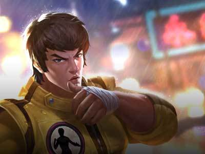 Mobile Legends: Bang Bang: Chou vs Hayabusa