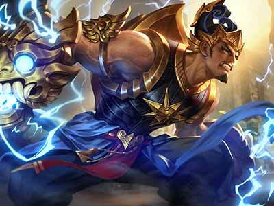 How to counter Gatotkaca with Hayabusa in Mobile Legends: Bang Bang