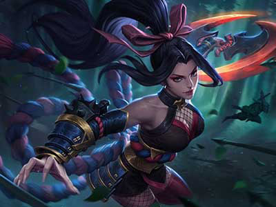How to counter Hanabi with Balmond in Mobile Legends: Bang Bang