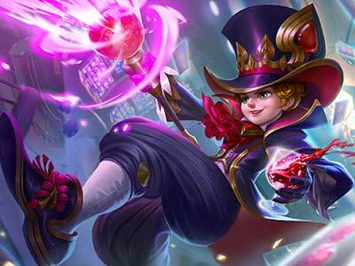 Mobile Legends: Bang Bang: Harley vs Balmond