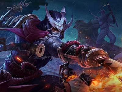 Mobile Legends: Bang Bang: Hayabusa vs Chou