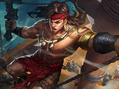 Mobile Legends: Bang Bang: Lapu-Lapu vs Valir