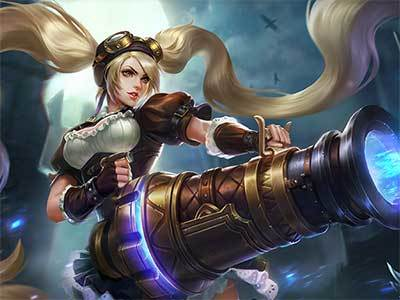 How to counter Layla with Alpha in Mobile Legends: Bang Bang