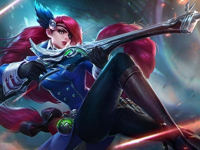 How to counter Lesley with Vexana in Mobile Legends: Bang Bang