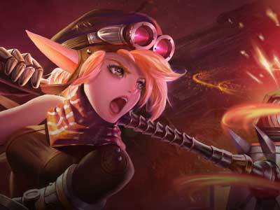 Mobile Legends: Bang Bang: Lolita vs Moskov