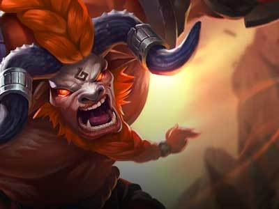 Mobile Legends: Bang Bang: Minotaur vs Roger
