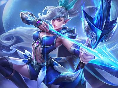 Mobile Legends: Bang Bang: Miya vs Aurora