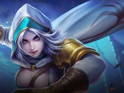 How to counter Natalia with Aurora in Mobile Legends: Bang Bang