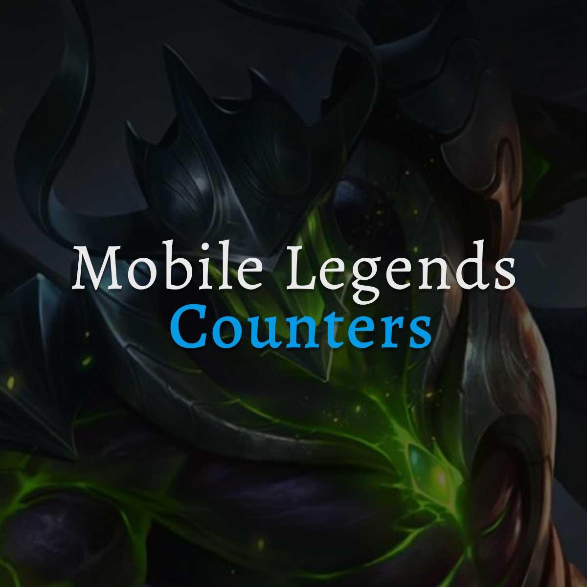Mobile Legends: Bang Bang | Counters