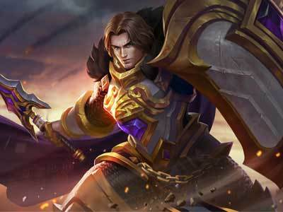 How to counter Tigreal with Saber in Mobile Legends: Bang Bang