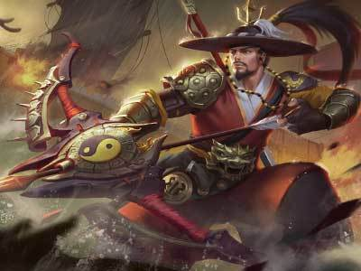 Mobile Legends: Bang Bang: Yi Sun-Shin vs Akai